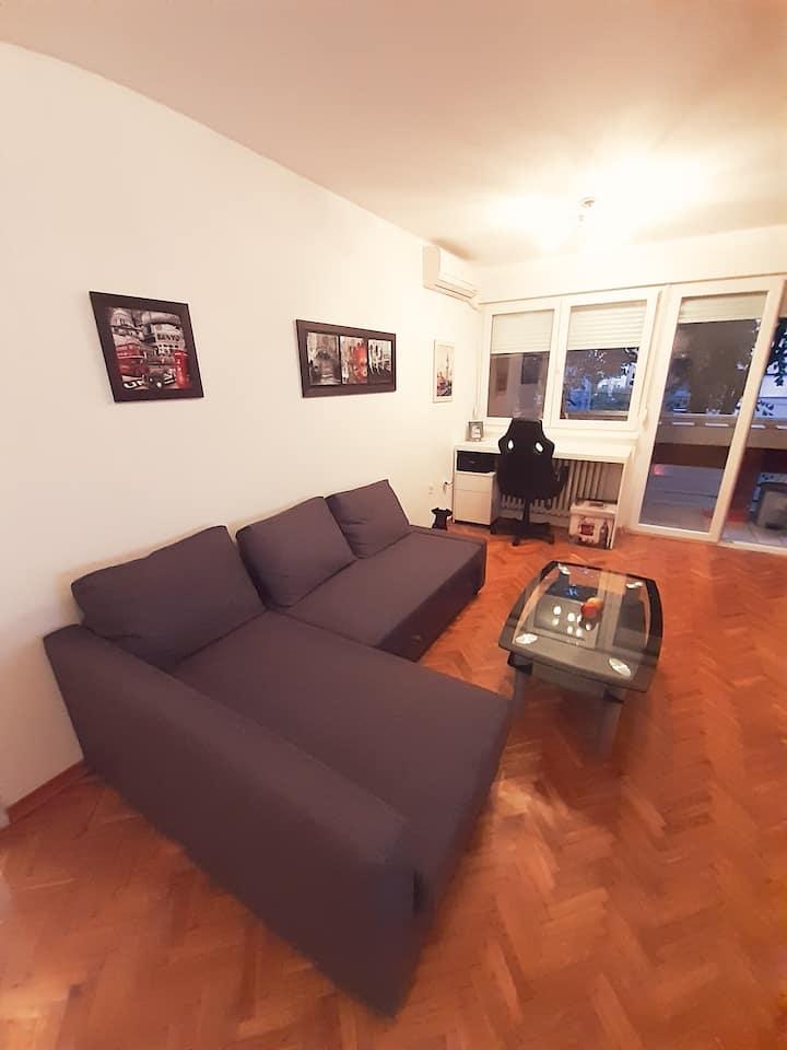 Andija's friendly flat
