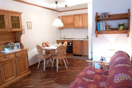 """giugno in residence """"Casa Metz"""" - Santa Cristina Valgardena - Blockhütte"""