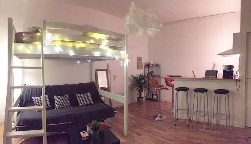 Studio à Jean Jaurès - Toulouse - Apartment