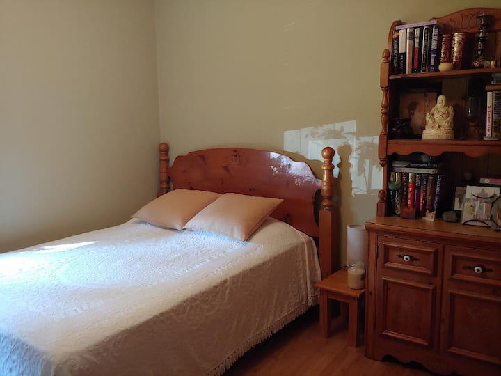 Lovely Room in house-Maple Shade w/ private bath