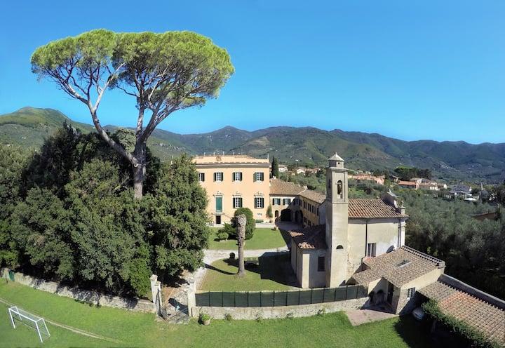 Agriturismo Rosselmini - Casa Caminetto