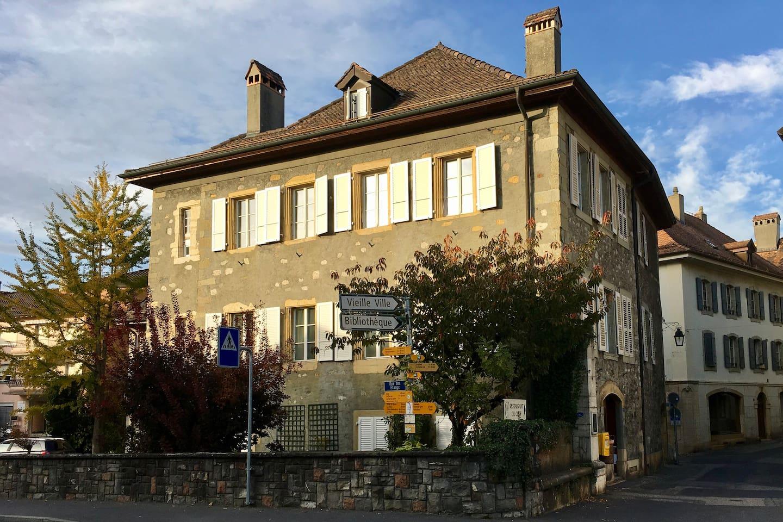 Maison du XIXème siècle