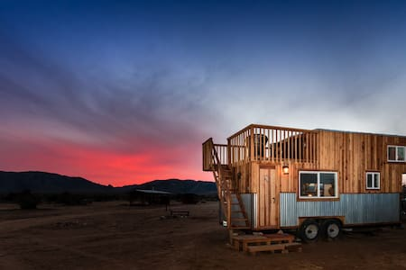 Tiny House near Death Valley / The Peacock - Sandy Valley - Kabin