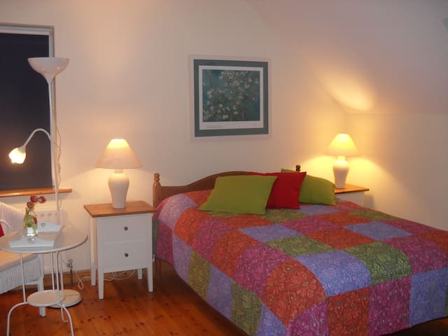 Double ensuite & breakfast, cosy rooms (re-listed)