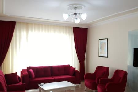Апартаменты 3+1 для отдыха в Elit Park Residence - Konyaaltı - Apartment
