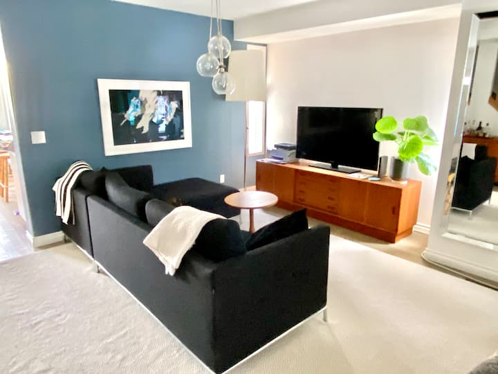 Luxurious Living - Mid Century Modern Style