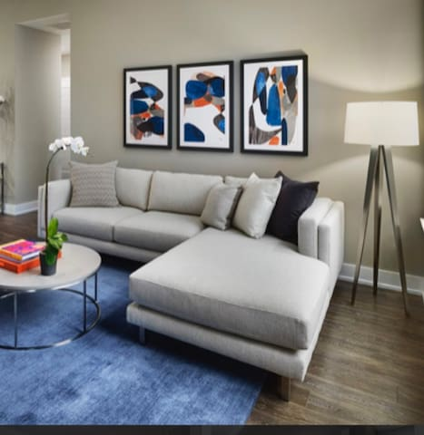 Upscale Apartment in downtown Okc
