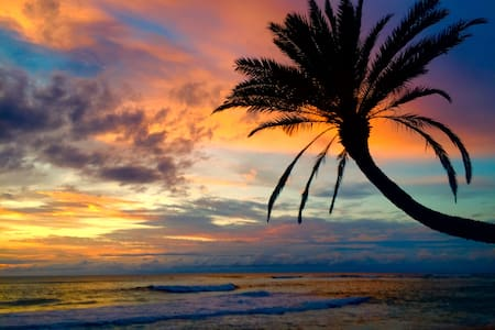 Ocean View Sunset Beach Home