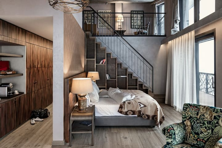 Loft Junior Suite Seesicht