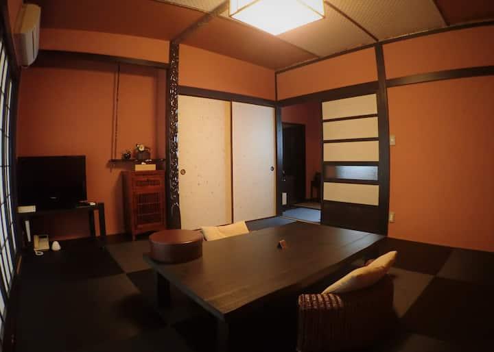 Omoideno Jinde Deluxe Quadruple Room