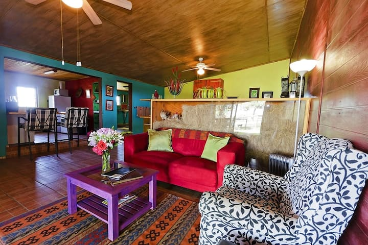 Blue Roan Country Lodge -Mexican Loft pet friendly