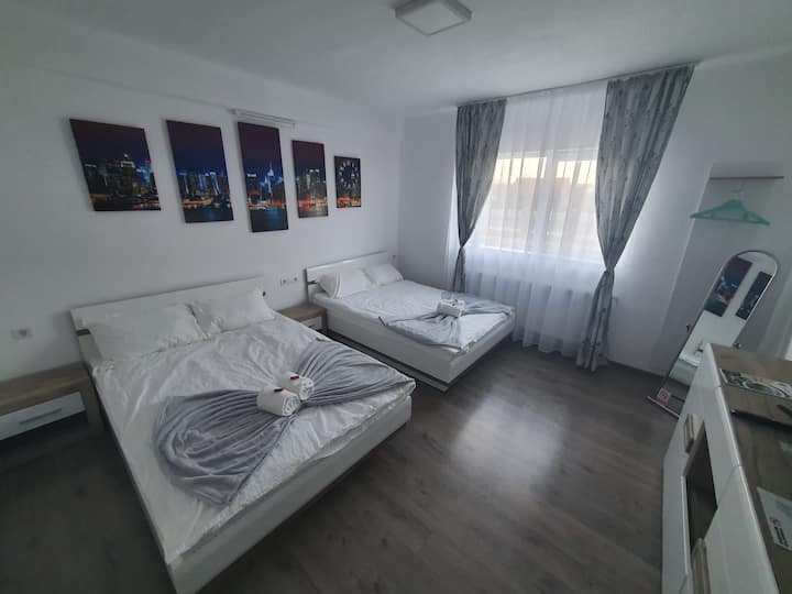 Apartament Roxi, 50 meters from Salina Turda