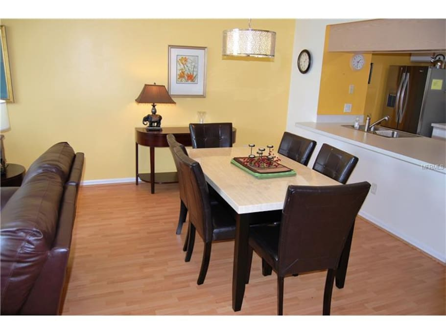 Separate Dinning Space