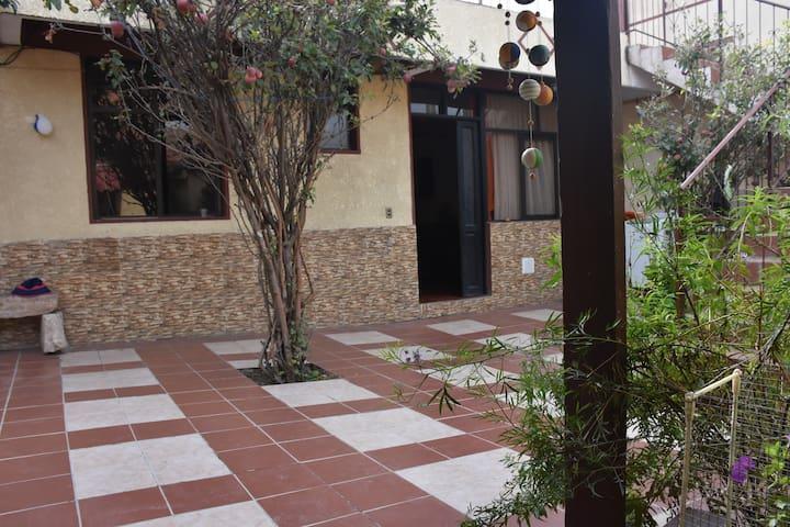 Casa en zona Colonial Céntrica - Sucre