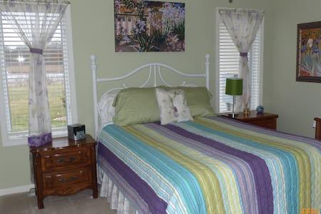 Lakefront - Private Bedroom + Bath - Battle Creek - House - 2