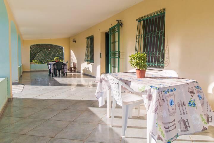 Villa Rosa, Independent villa in Cala Liberotto - Orosei - House