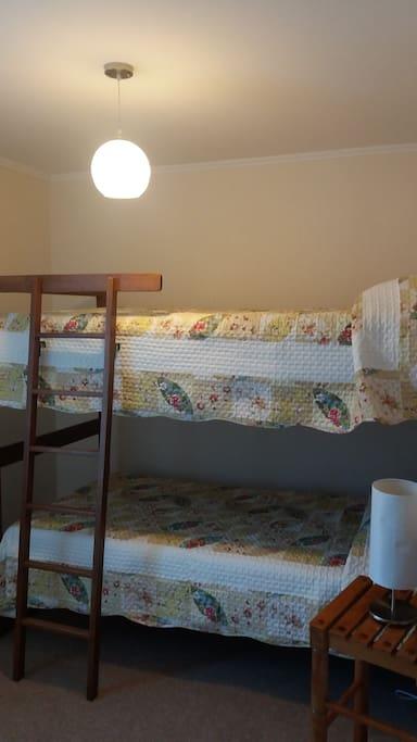 Habitación para 2 personas, con closet