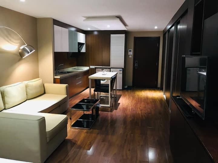 梦特芳丹酒店式公寓