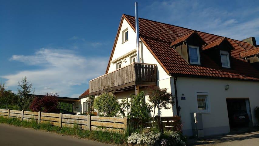 Komplette Erdgeschosswohnung