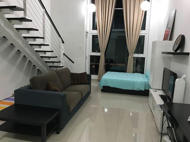 Minimalist Scott - Kuala Lumpur - Serviced apartment