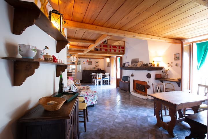 The blue Kite - Cosy Loft in Sperlonga