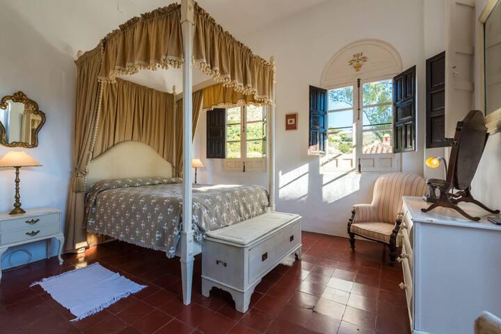 Palacete de Cazulas, Room 9