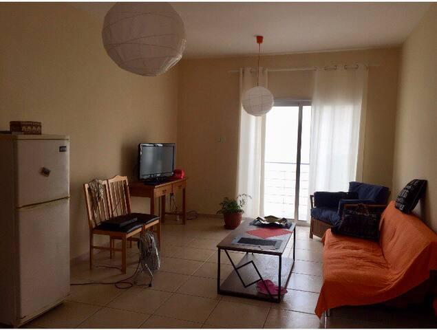 One-bed flat on Latchi Marina
