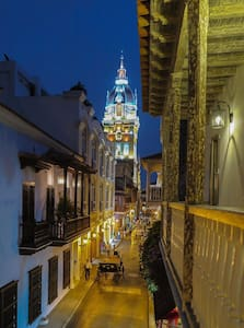 Beautiful apartment in the Old City - Cartagena