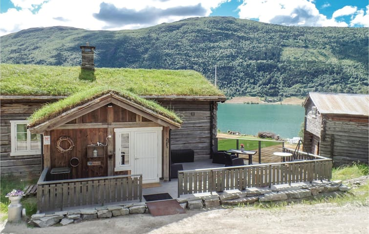 Holiday cottage with 2 bedrooms on 90m² in Vågå