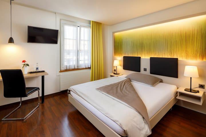 Hotel Jardin Bern - Economy room (Queen-size) with breakfast