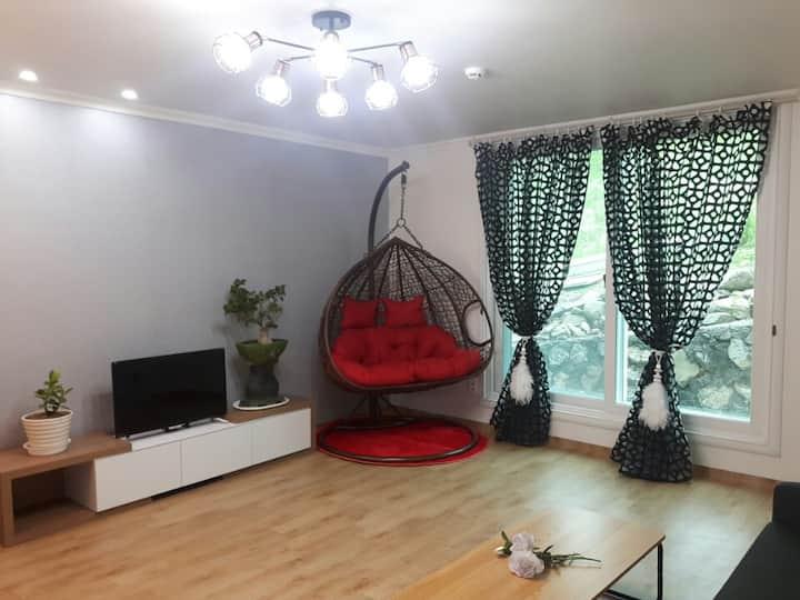 푸른숲펜션 아이비룸(Ivy room)