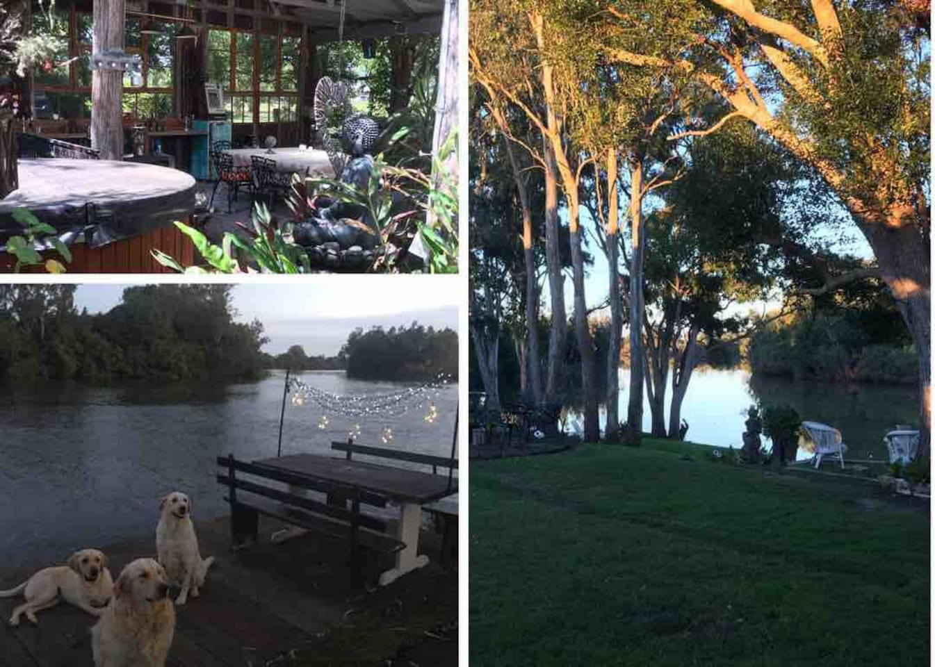 Private jetty, beautiful gardens, amazing bbq barn and hot tub area completes your visit to The Love Shack