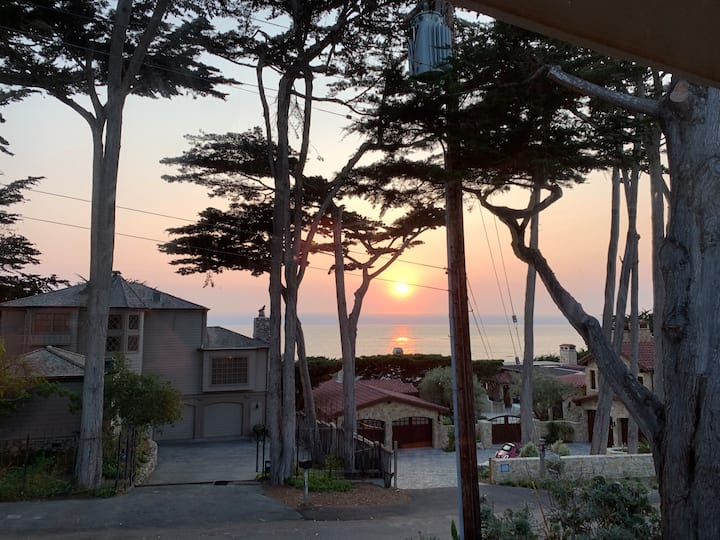 Ocean View Home on Carmel Point