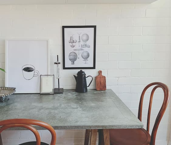 Apartment with Vintage touch in Darlinghurst,CBD