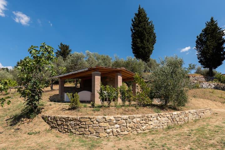 Wonderful House in the Magical Fiesole