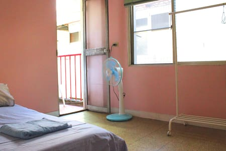 Cosy private bedroom near Tainan Main station - East District