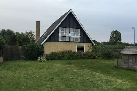 Cosy and roomy house for the family vacation trip - Køge - Dům