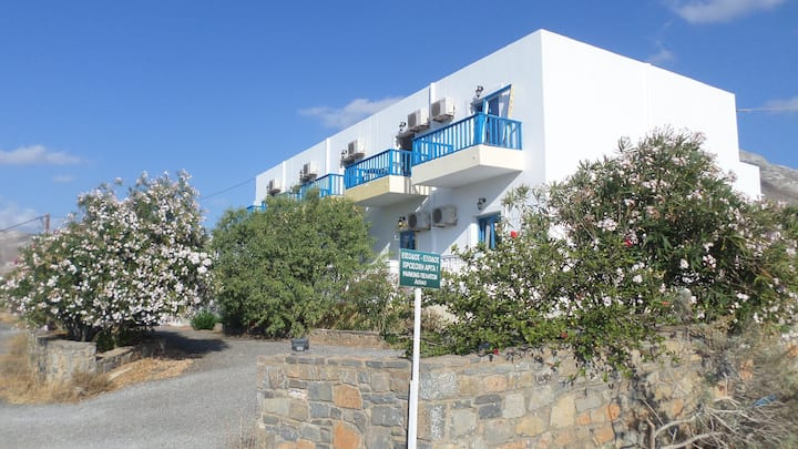 ΑΕRIKOHOTEL 3* apartment 6 Kasos