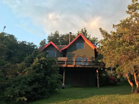 Casa en Lago Calafquen
