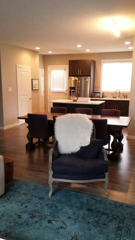 Private Bdrm in modern home #1 - Edmonton - Apartament