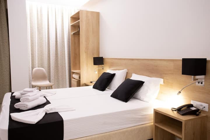 Single Room - Marvel Deluxe Rooms Heraklion