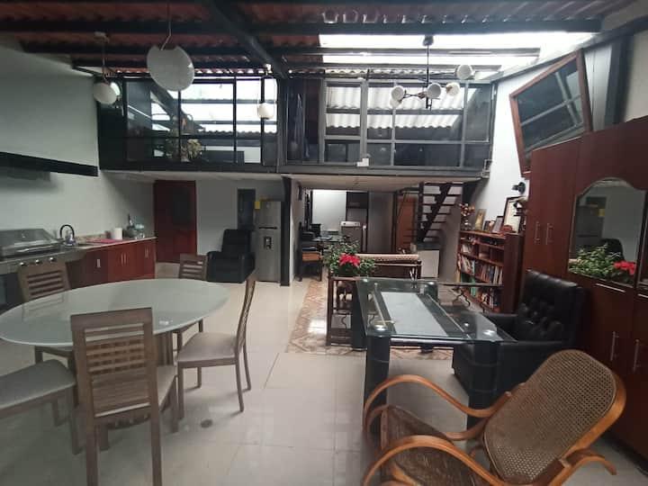 Casa Familiar Sahara RIO