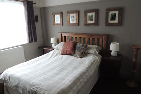Double bedroom in Stretford - Stretford