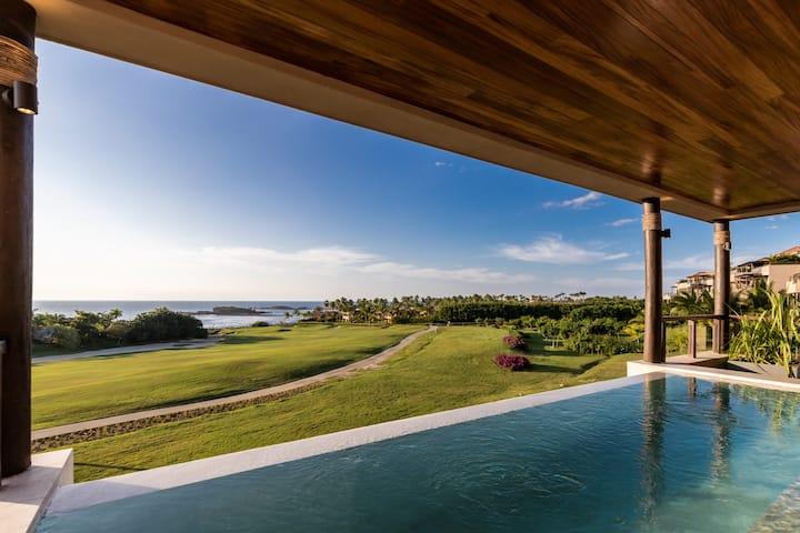 ♾ Exclusive Condo Inside Punta Mita w/ Oceanview ♾