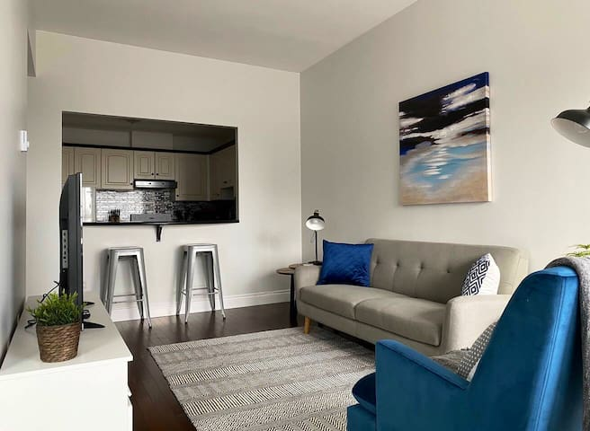 Fully Furnished Condo on the Halifax Waterfront