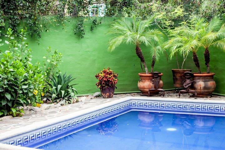Casa De Los Abuelitos, San Pancho, Mexico