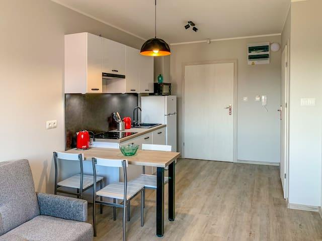 Wczasowa 8 - Apartament z jedną sypialnią