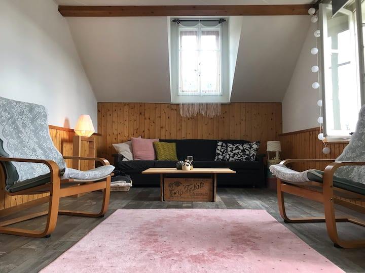 Appartement cozy au milieu de L'Orient