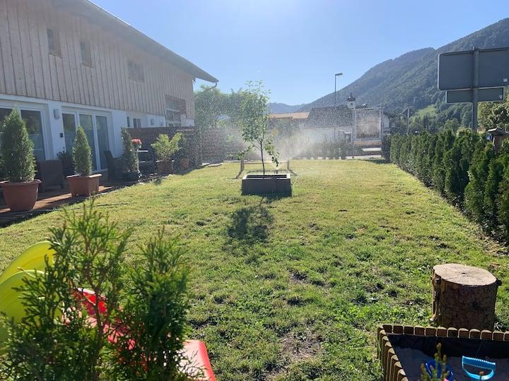 Garten Doppelzimmer