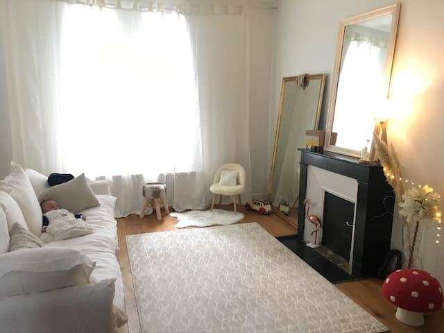 Maison en plein cœur des minimes - La Rochelle - Casa
